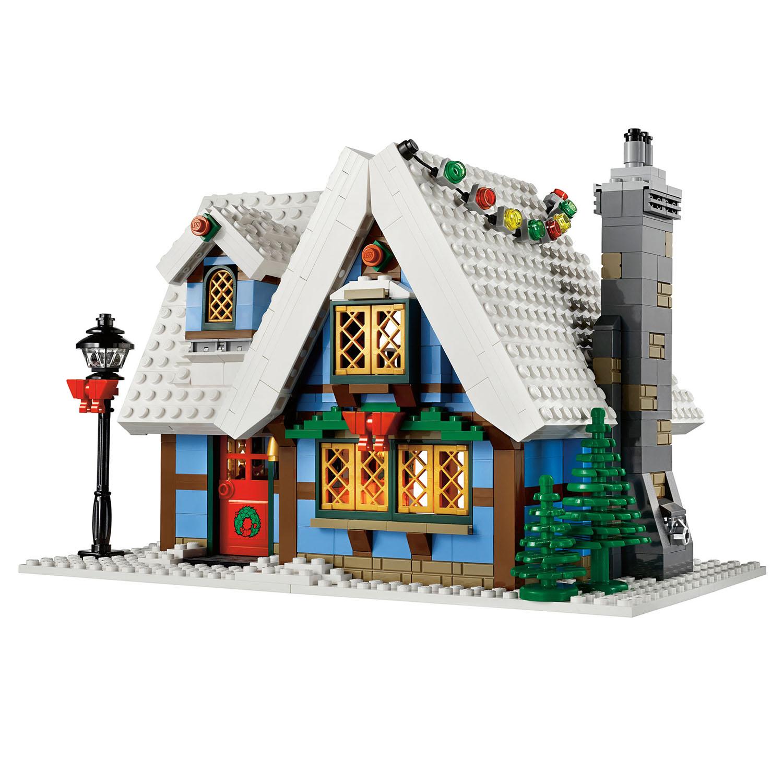 LEGO Winter Village Cottage 10229