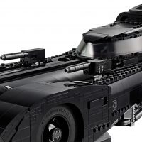 LEGO 1989 Batmobile Pop Up Machine Guns