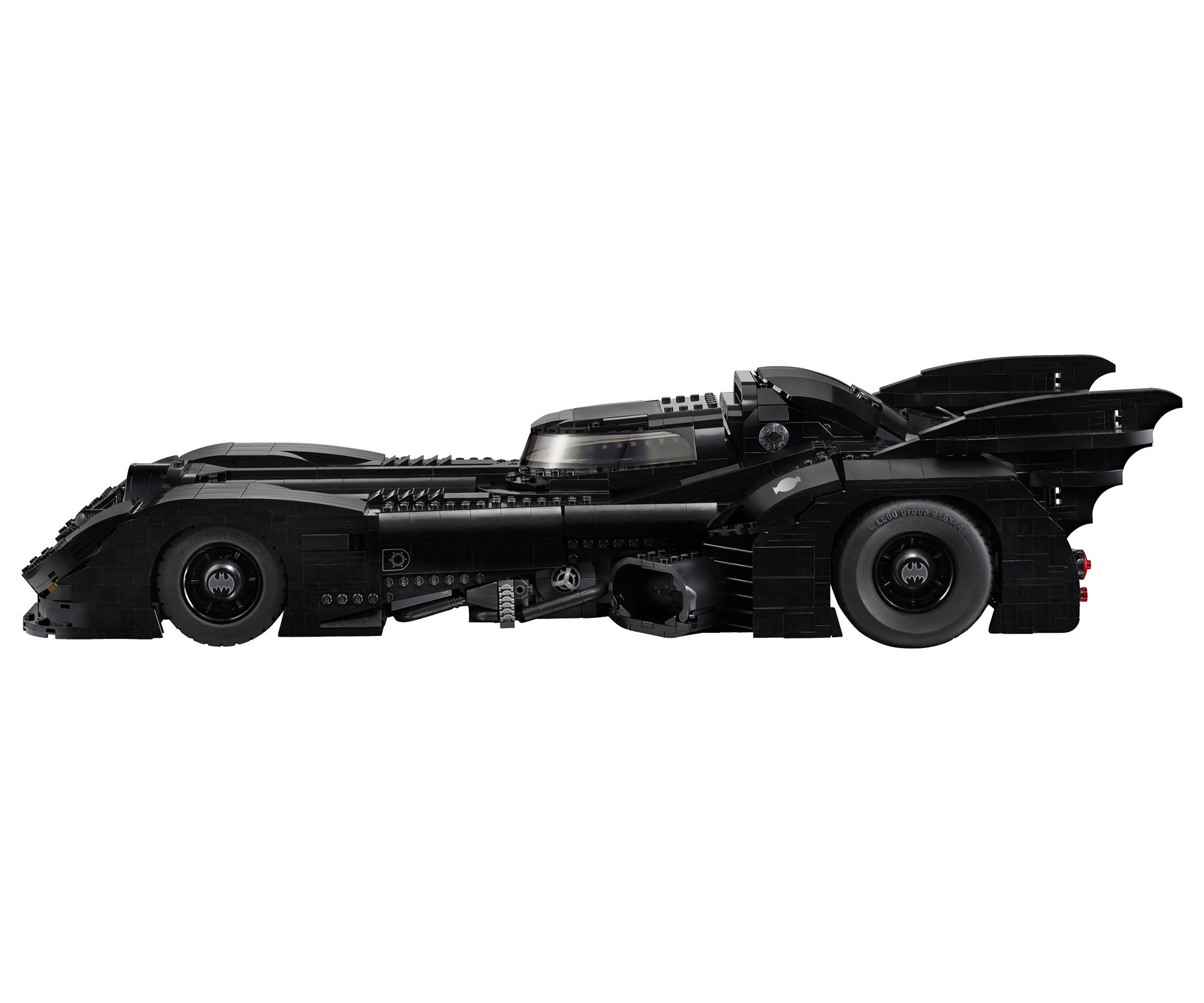 in Neu+OVP +Super Heros Mini Batwing LEGO Super Heroes 76139 1989 Batmobile