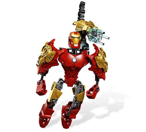LEGO Iron Man #4529