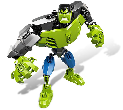LEGO The Hulk #4530