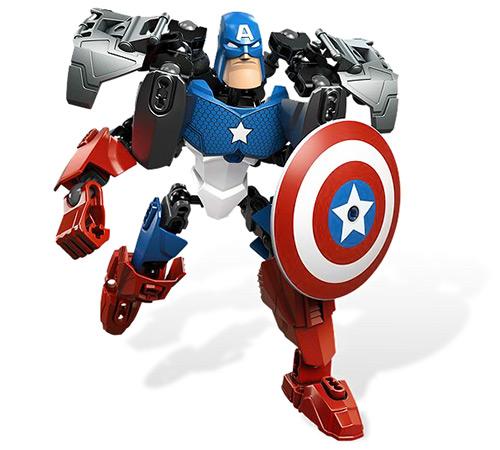 LEGO Captain America #4597
