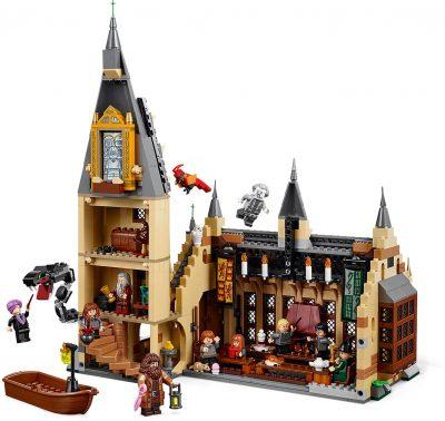 LEGO 75954 Harry Potter Hogwarts Great Hall