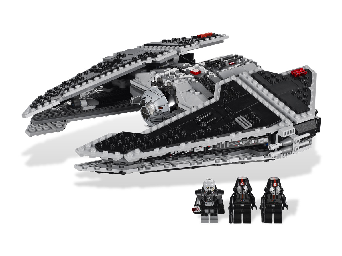 Lego Star Wars Sith Fury Class Interceptor