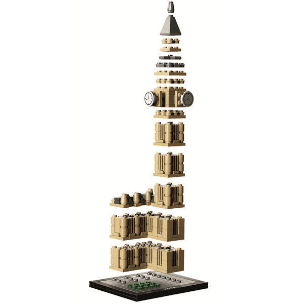 LEGO Architecture Series Big Ben