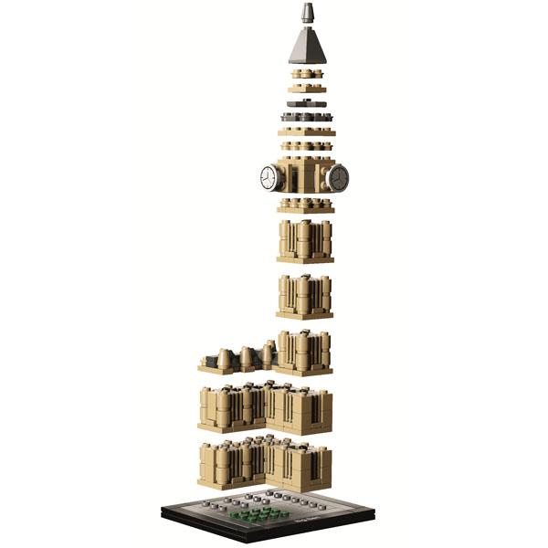 LEGO Architecture Series Big Ben