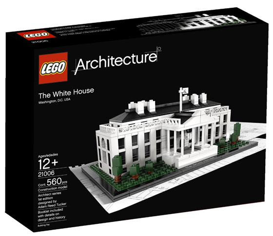 Lego architecture the white house - Lego architecture maison blanche ...