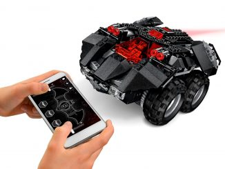 LEGO Batman App-Controlled Batmobile
