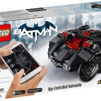 LEGO Batman App Controlled Batmobile Box