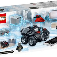 LEGO Batman App-Controlled Batmobile Box Back