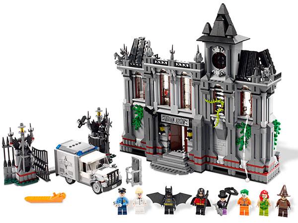 LEGO Batman Arkham Asylum Breakout