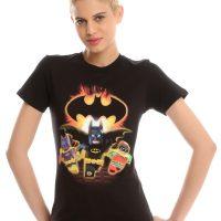 LEGO Batman Movie Trio Girls T-Shirt