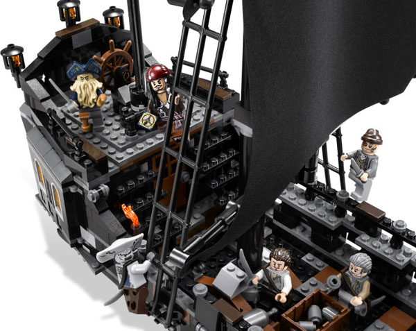 LEGO Black Pearl Set