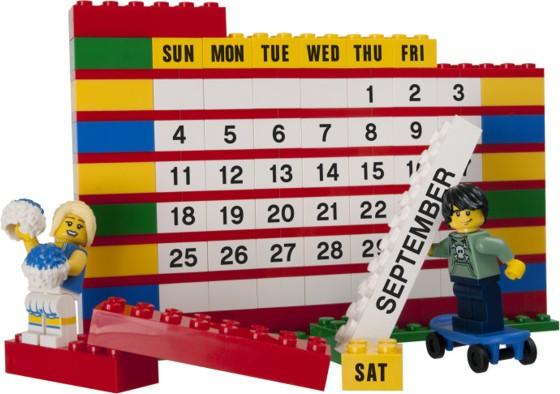 LEGO Brick Calendar