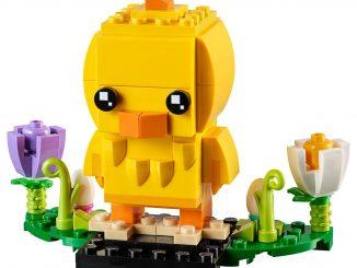LEGO Brick Headz Easter Chick 40350
