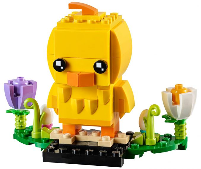 LEGO Brick Headz Easter Chick 40350