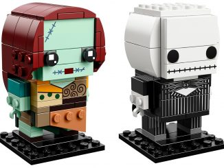 LEGO BrickHeadz Jack Skellington & Sally