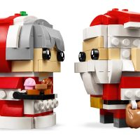 LEGO BrickHeadz Mr. & Mrs. Claus #40274