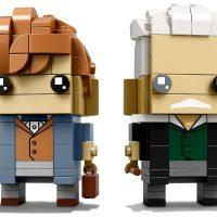 LEGO BrickHeadz Newt Scamander & Gellert Grindelwald #41631