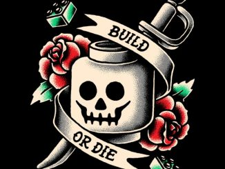 LEGO Build or Die T-Shirt