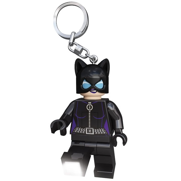 LEGO Catwoman Key Light