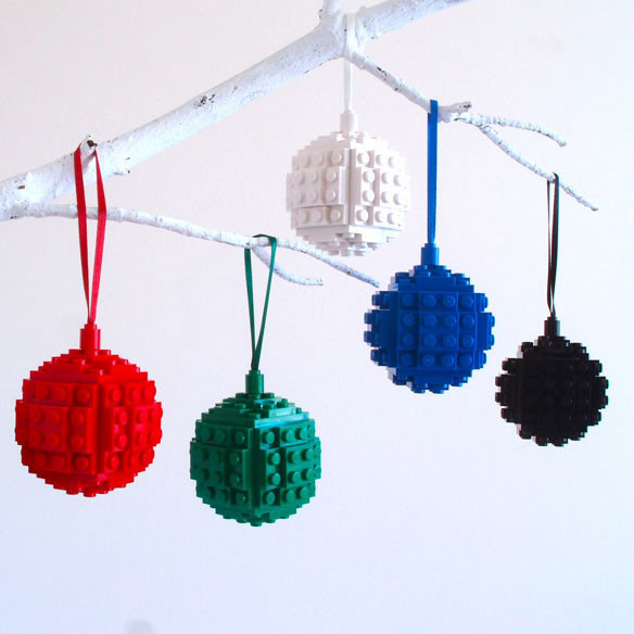 LEGO Christmas Bauble