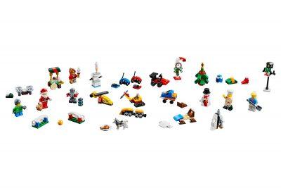 LEGO City Advent Calendar #60201