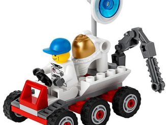 LEGO City Moon Buggy