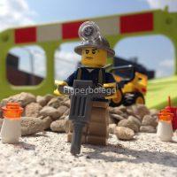 LEGO Construction Work Diggin' It!