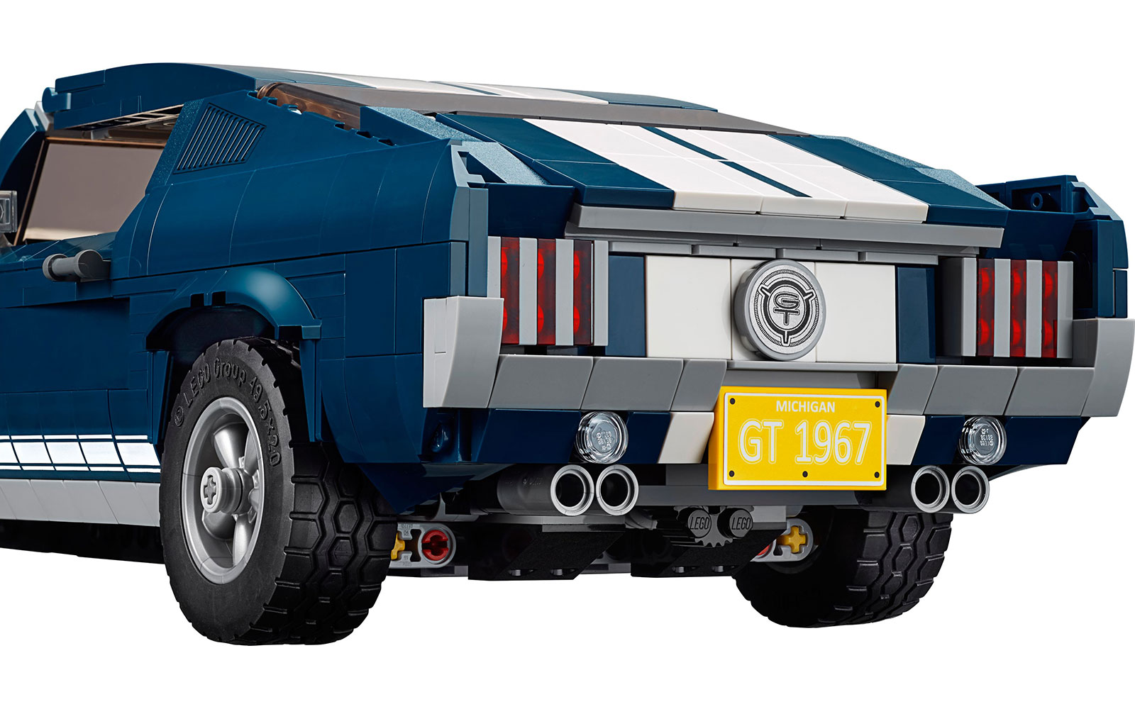 LEGO Creator 1967 Ford Mustang
