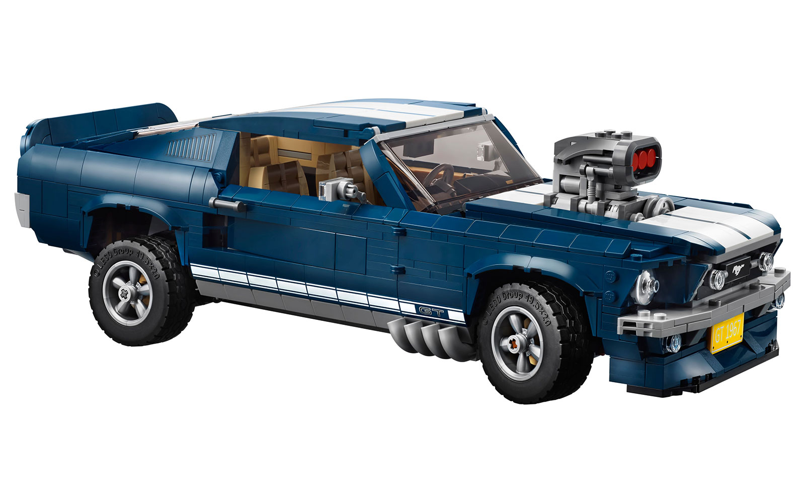 LEGO Creator Custom Ford Mustang
