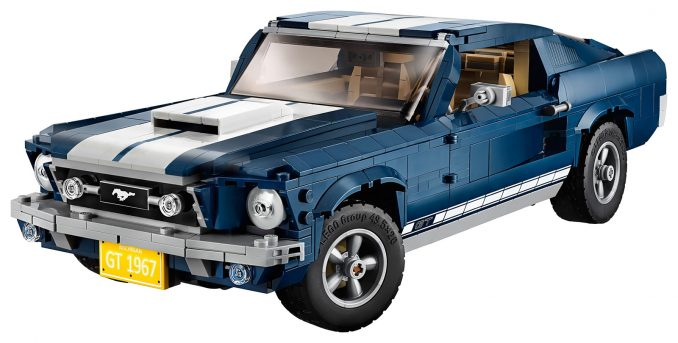 LEGO Creator Ford Mustang #10265