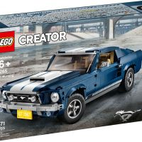 LEGO Creator Ford Mustang Box