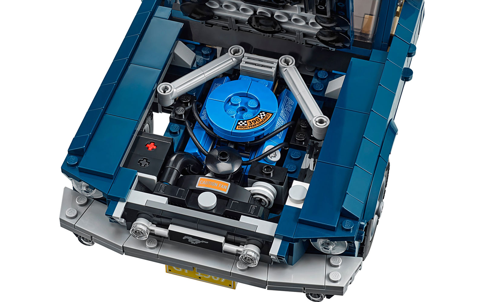 LEGO Creator Ford Mustang Engine