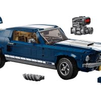 LEGO Creator Ford Mustang Options