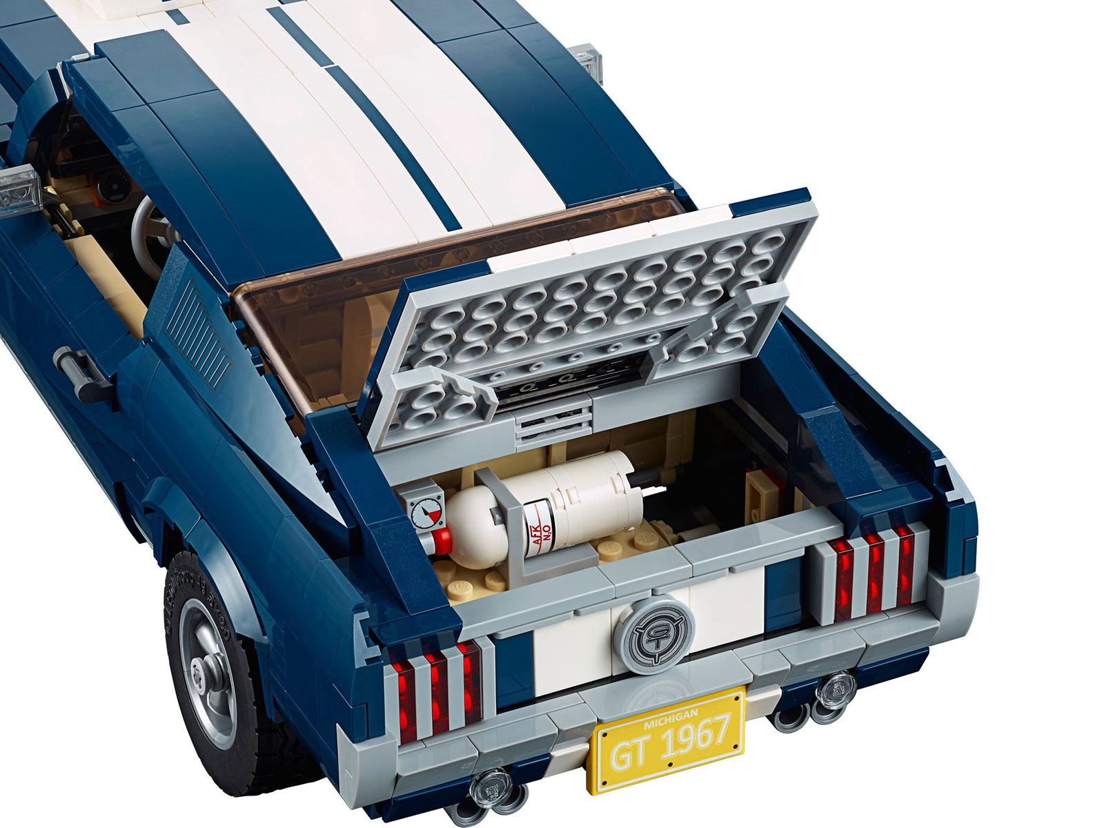 LEGO Creator Ford Mustang Racing