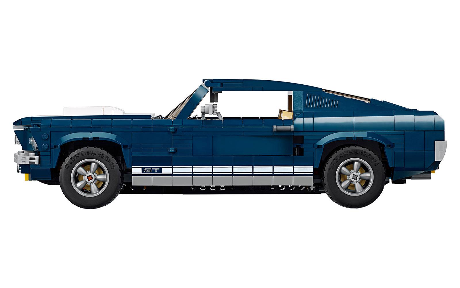 LEGO Creator Ford Mustang Replica