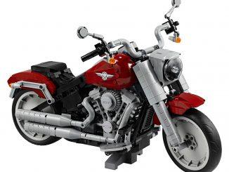 LEGO Creator Harley-Davidson Fat Boy #10269
