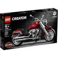 LEGO Creator Harley-Davidson Fat Boy Box