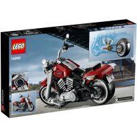 LEGO Creator Harley-Davidson Fat Boy Box Back