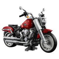 LEGO Creator Harley Davidson Fat Boy Motorcucle