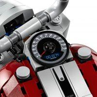 LEGO Creator Harley Davidson Fat Boy Speedometer