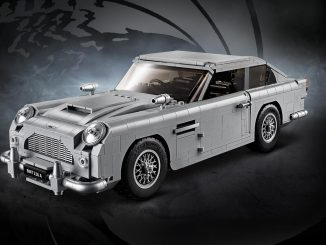 LEGO Creator James Bond Aston Martin DB5 #10262