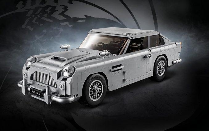 LEGO Creator James Bond Aston Martin DB5 #10262