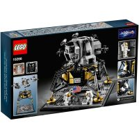 LEGO Creator NASA Apollo 11 Lunar Lander Box Back