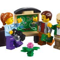 LEGO Creator Roller Coaster Minifigures