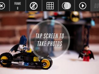 LEGO DC Super Hero Movie Maker App