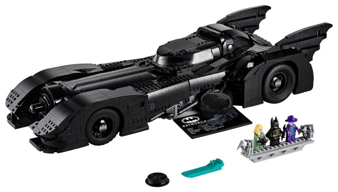 LEGO DC Super Heroes 1989 Batmobile