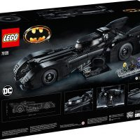 LEGO DC Super Heroes 1989 Batmobile Box Back