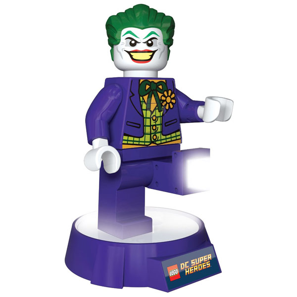 LEGO DC Super Heroes Joker Desk Lamp